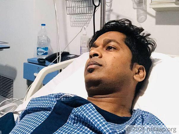 Help Ravi Recover From Myelodysplasia-Mds