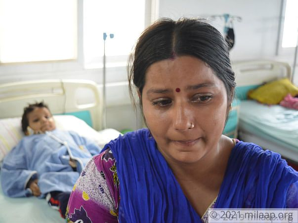 Help Aditya Recover From Burkitt's Lymphoma