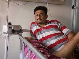 37 Years Old Chandan Mukherjee Needs Your Help Fight Leukemia