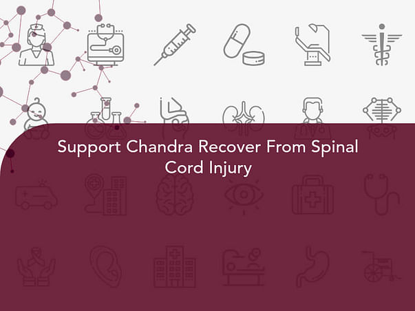 Support Chandra Recover From Spinal Cord Injury
