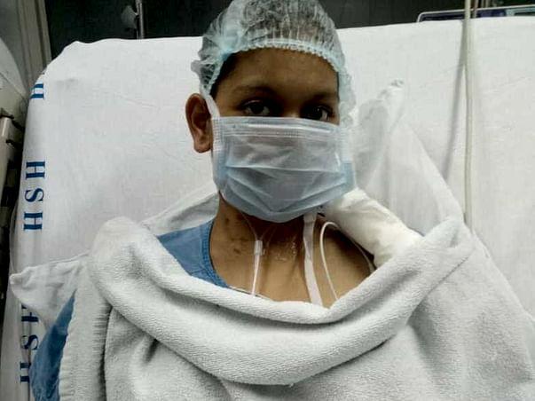 Support Kiran Vishwakarma Fight From Acute Myeloid Leukemia
