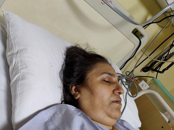 Support Anita Vij Recover From Thrombotic Thrombocytopenic Purpura