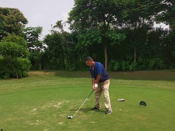 Help Gaurav to Compete in Professional Golf Qualification School