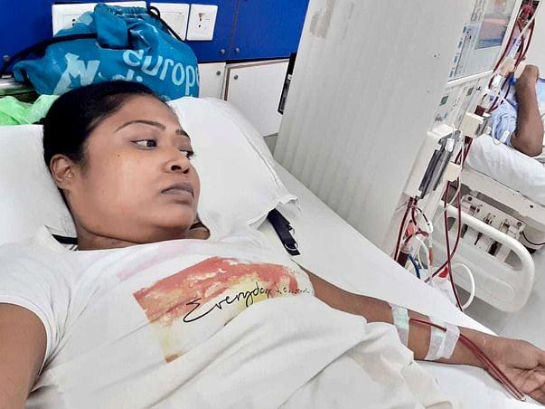 Pls save my daughter.Help Debolina Undergo Kidney Transplant.