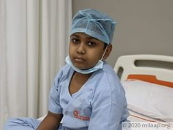 Help Shivang Fight Blood Cancer