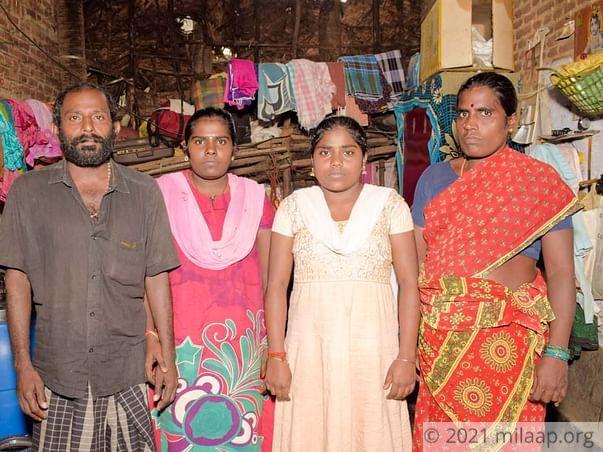 Help Selva Priya Recover From Rheumatic Heart Disease