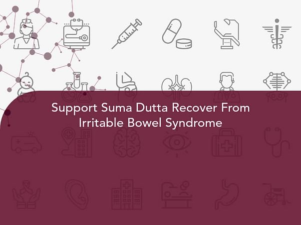 Support Suma Dutta Recover From Irritable Bowel Syndrome