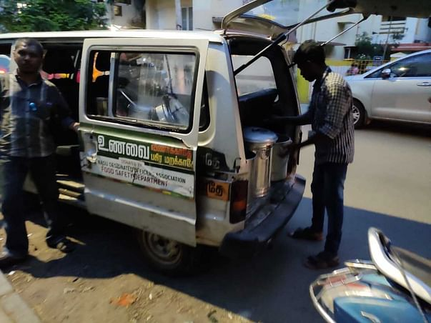 """TATA ACE VEHICLE"" TO OUR CHENNAI CHAPTER*"