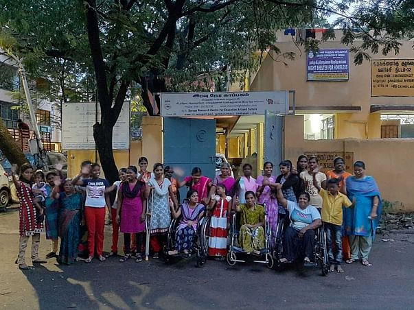 Better World Shelter For Women With Disabilities