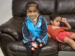 Husna Undergo Liver Transplant Operation Successfull