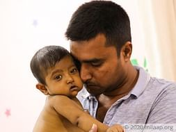 This Father Is Begging Strangers To Save His Daughter's Life