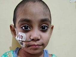 7 years old Neha Needs Your Help To Fight Corrosive Esophagus Injury
