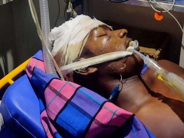 Help Manoj Overcome His Skull Injury And Blood Clot