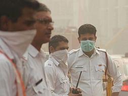 Help Delhi Traffic Police Fight Pollution
