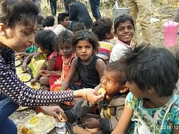 Donate A Meal To Needy Poor And Homeless Person