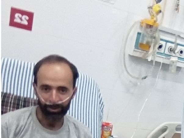 Support Pervaiz Ahmad Sheikh Recover From Leukemia