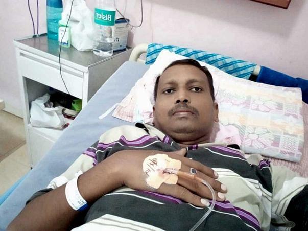 Nagaraju Is Struggling With Leukemia, Help Him Battle It