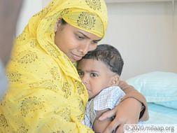 Help Junnaina Recover From Thalassemia Major
