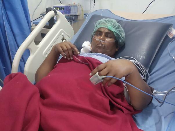 Please Help Ch. Mariyamma Recover