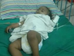 Help 1 Year Old Gunadeep Survive