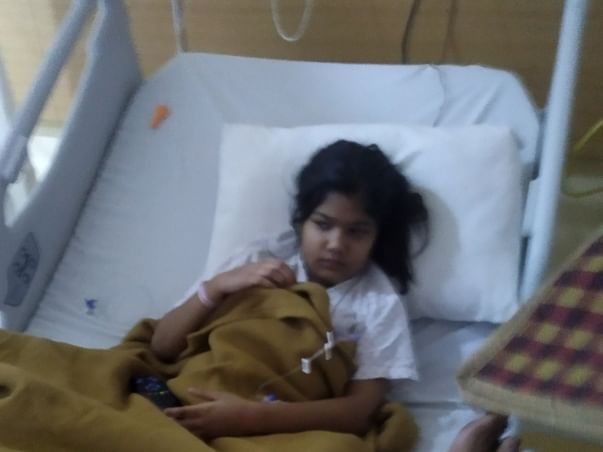 This 8 Years Old Needs Your Urgent Support In Fighting Blood Cancer