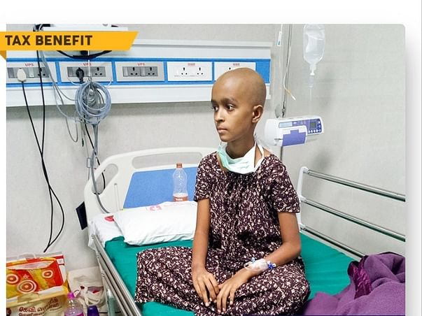Help Sangavi, A 11year Old Girl To Fight Against Blood Cancer