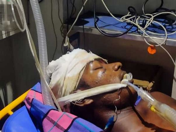 Help Manoj Overcome His Skull Injury And Blood Clot