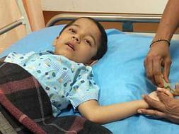 Help Mohammad Alnoor Undergo A Bone Marrow Transplantation