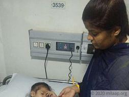 Help Agamdeep Undergo A Cardiac Surgery