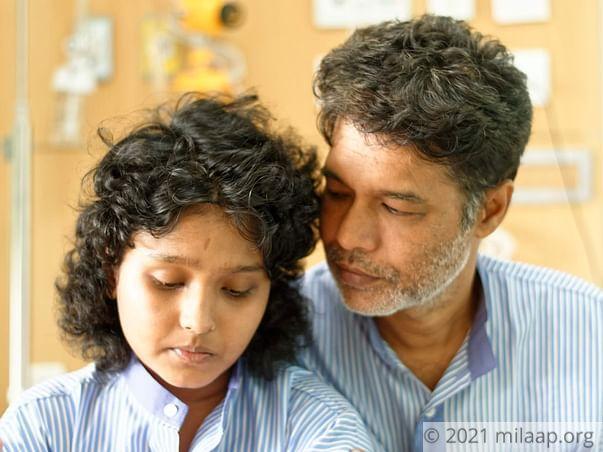 Help Swagata Recover From Acute Myeloid Leukemia