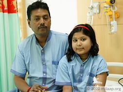 Help Vaishnavi Fight Acute Lymphoblastic Leukemia
