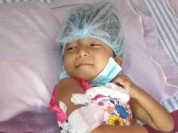 4 Years Old Misty(Pari Tandulkar) Needs Your Help Fight Blood Cancer