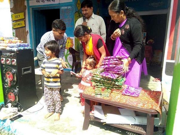 Education for unprivileged Area Children's