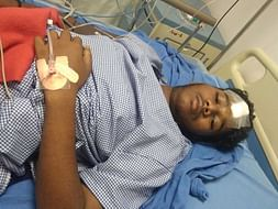 17 Years Old Jeedikanti Needs Your Help Recover Road Traffic Accident