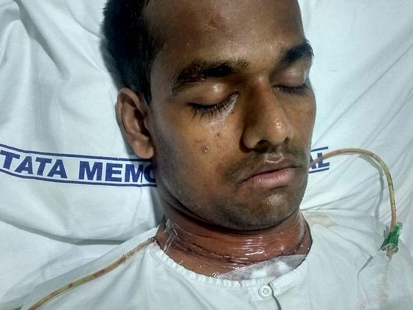Help Maqbool Ahmad Fight Cancer