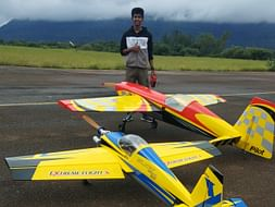 Support Ved to represent India in IMAC-2020, Italy to promote RCFlying