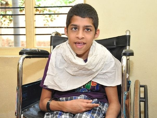 Help These Physically Challenged Children Get Treatment