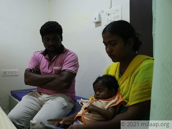Help Samatha's Baby Fight Severe Combined Immune Deficiency