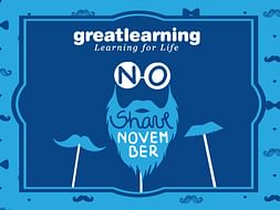 Great Learning - No Shave November!