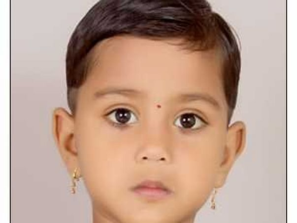 3 Years Old Shivanya Needs Your Help Fight Beta Thalassemia Major
