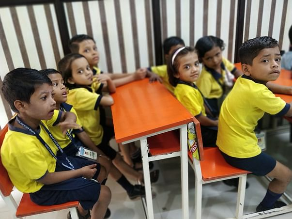 Pre-Education Support To Children From Slum Area