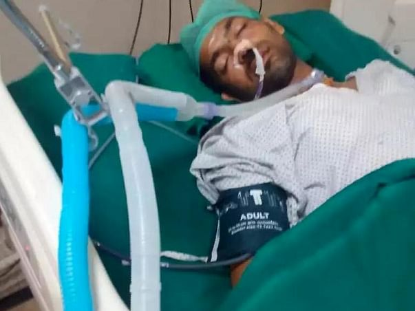 Help My Brother Sikander to Recover from Road Accident