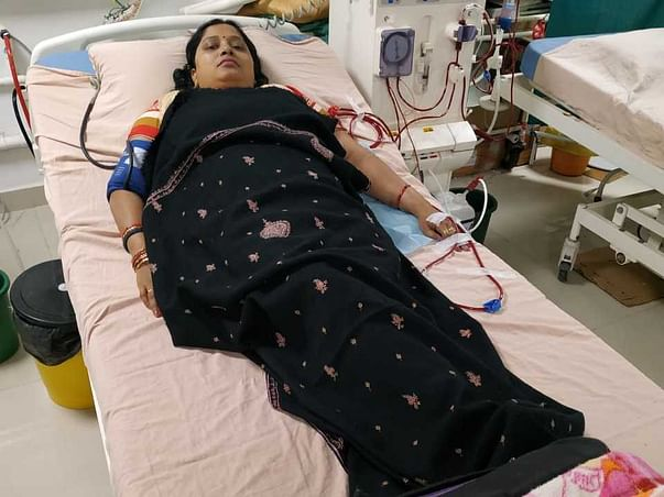 My Friend Sabitri Raul Is Struggling With Kidney Failure, Help Her.