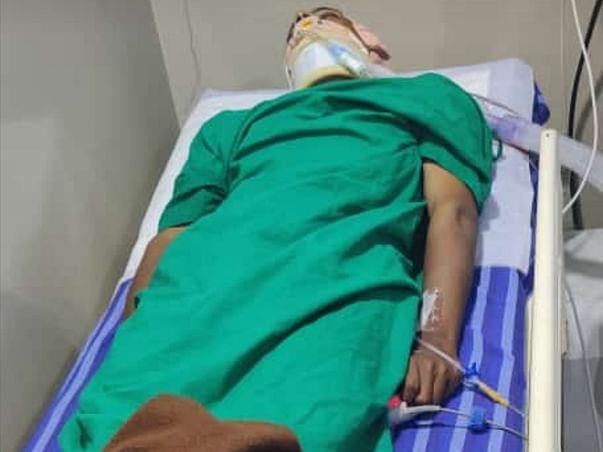 Help My Friend Srinivasa Rao Fight Traumatic Brain Injury