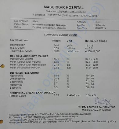 Nazmeen c section opration fundraise