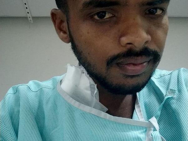 Help Sathish To Undergo Kidney Transplant
