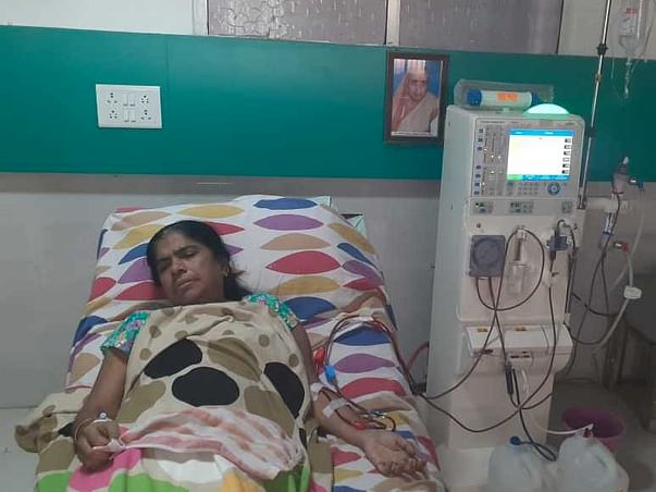 My Sister, Tara Pahlajrai is Struggling With Renal Failure, Help Her.