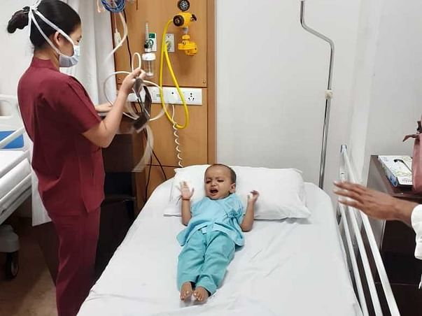 My Nephew Is Struggling With Arteriovenous Malformation, Help Him