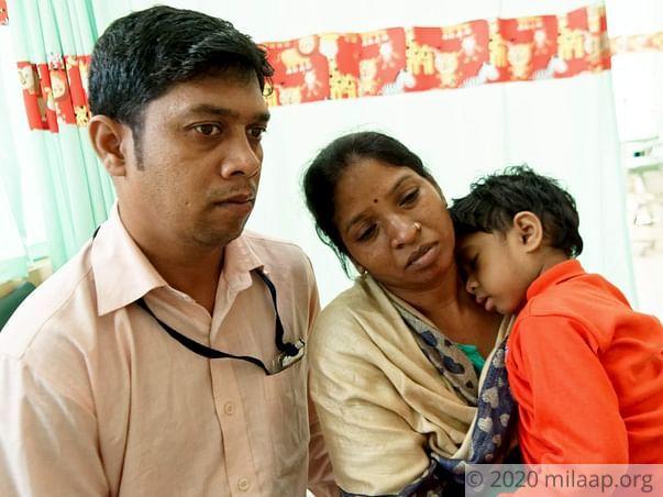 Help Aanvi Fight Acute Lymphoblastic Leukaemia