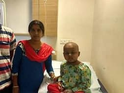 Support 1 Year Old Madhu Recover From Thalassemia Major